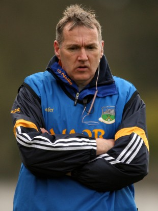 New Tipperary boss Eamon O'Shea