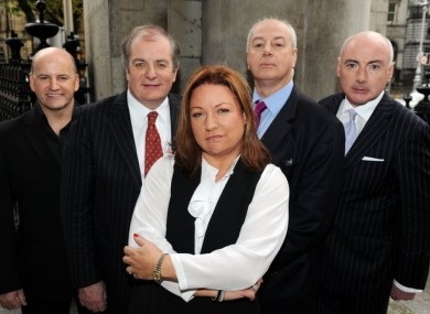Ireland's Dragons, helping Ireland's entrepreneurs through RTÉ's television programme