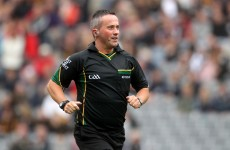 McGrath to referee battle between the Tribesmen and the Cats