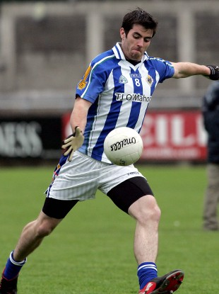 Michael Darragh MacAuley will be involved in the fourth round of the Dublin SFC with Ballyboden St Enda's.