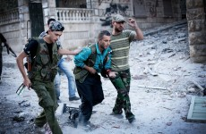 Syrian filmmaker killed in Aleppo: opposition