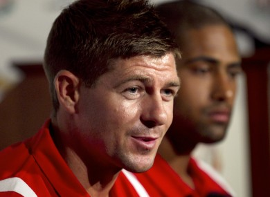 Gerrard says Real, United and Chelsea have all tried to sign him.