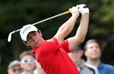 McIlroy in pole position for FedEx Cup