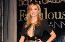 The Dredge: Rosanna Davison's breasts are an 'optical illusion'