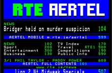 It's the end of analogue TV in Ireland – but what happens to Aertel?