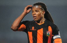 Back in Oranje: Dutch legend Davids makes Barnet debut