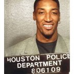 Former Chicago Bulls star Scottie Pippen was charged with drunk driving in April 1999.