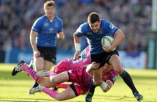 Schmidt bemoans inaccuracy and impatience of Leinster attack