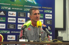 We're on the bottom of that pit but there's light at the end of the tunnel – Rob Penney