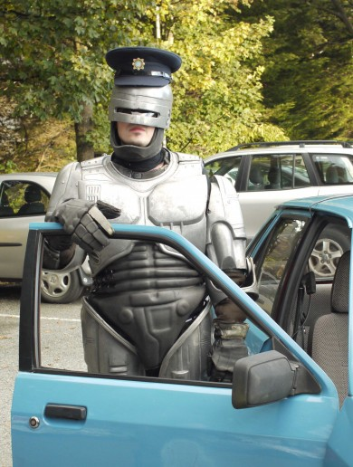 PHOTO: Criminals, meet Robogarda
