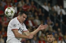 As it happened: CFR Cluj-Napoca v Manchester United, Champions League