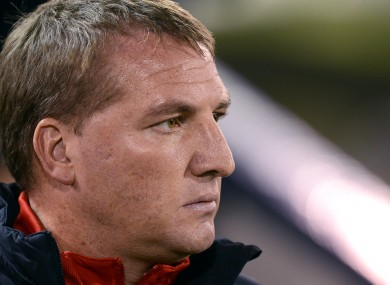 Rodgers claims Suarez has been badly treated.