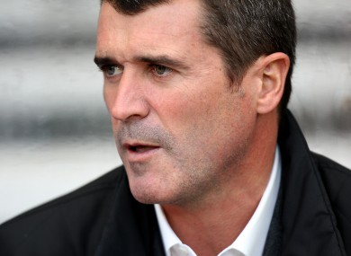 Roy Keane: new challenge?