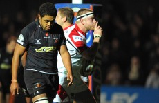 As it happened: Dragons v Ulster, RaboDirect Pro12