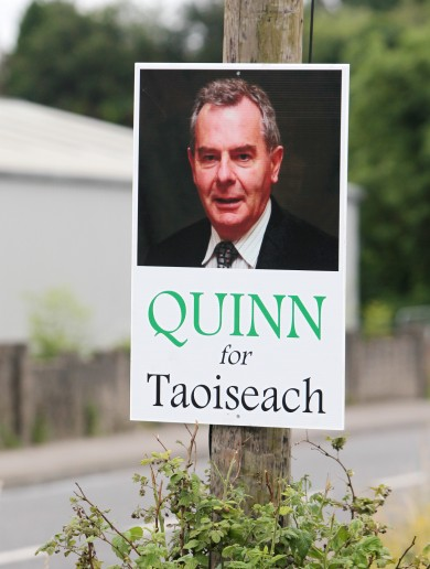 Everything you need to know about the Quinn saga, but were afraid to ask