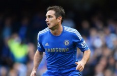 Eastern promise for Frank Lampard as Chinese club confirm transfer talks