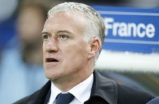 France boss Deschamps hits back at Andre Villas Boas