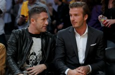 David Beckham agents deny A-League links