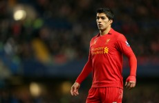 Luis Suarez is going nowhere, insists Liverpool boss Brendan Rodgers