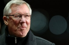 Fergie downplays injury concerns ahead of derby