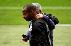 Arsene Wenger rules out Thierry Henry loan
