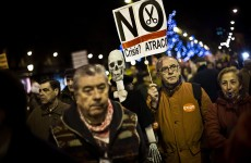 Spain passes massive austerity cutbacks