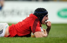 PRO12 Team of the week