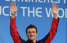 Lochte wins sixth world title in week