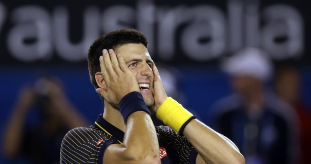 Novak Djokovic wins the Australian Open Final