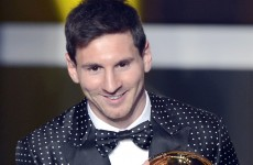 The world's greatest — Messi claims record fourth FIFA Ballon d'Or