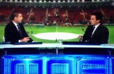 Gary Neville denies he was asked to 'nail' David De Gea in TV analysis