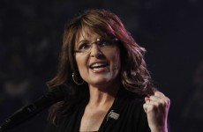 Unflippinbelievable! Sarah Palin dropped by Fox News