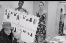 VIDEO: Rihanna is now a fashion designer. Kind of.