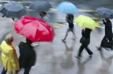 Weatherwatch: cold, rain and sleet to continue this week