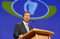 No, says Alan Shatter: I'm not going to attempt a coup