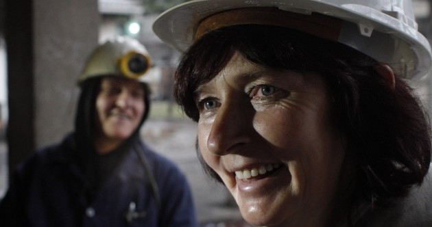 Photo-essay: Bosnian women miners still going strong