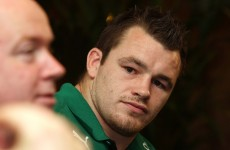 Declan Kidney: We were told that Cian Healy is suspended this weekend