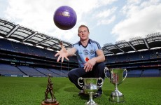 Ciaran Kilkenny back in Dublin colours tonight