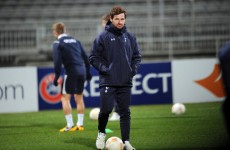 Numbers, shmumbers: Too much analysis is 'useless' says Andre Villas-Boas