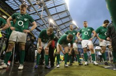 Report: Grand Slam dream goes down the drain for Ireland
