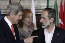 US pledges $60 million in aid to Syrian opposition