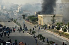 Strikes shut down Egyptian port city for second day