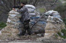 Syria rebels fight for police academy near Aleppo