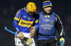McGrath fitness boost for Tipperary