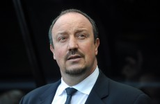 Rafa Benitez bullish despite Newcastle loss