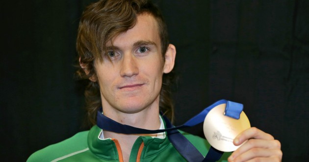 Ciarán O'Lionáird wins bronze for Ireland