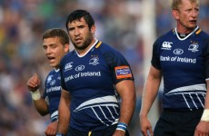 Jamie Hagan leaving Leinster to sign for London Irish