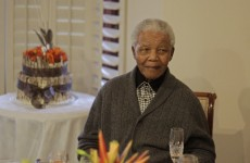 Mandela back in hospital with recurrent lung infection
