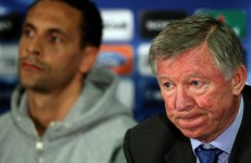 'Pre-planned programme' forces Ferdinand's withdrawal from England squad