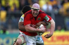 Heineken Cup: O'Connell laments lack of killer instinct as Munster bow out